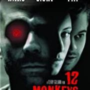 Official movie poster for 12 Monkeys (1995)