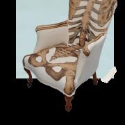Anatomically Correct Chair, Armchair by Sam Edkins
