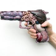 Anatomy of War: Smith & Wesson by Noah Scalin