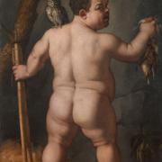 Bronzino, Ritratto del Nano Morgante