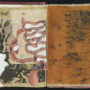 Random Journal Page 46 by Laura Chenault