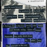 Random Journal Page by Laura Chenault