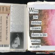 Random Journal Page 138 by Laura Chenault
