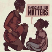 Representation Matters poster from Education in Feminism