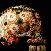 Tissue Skull by Jim